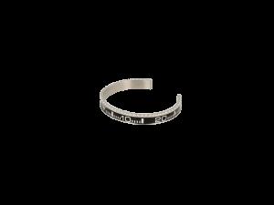 rolex armband zwart zilver
