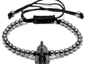 Mr. Pefe Luxury Skull Armband Metal