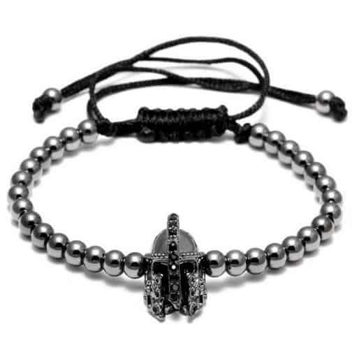 Mr. Pefe Luxury Skull Armband Metal