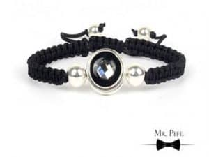 Mr Pefe Luxury Parel Cats Eye Armband