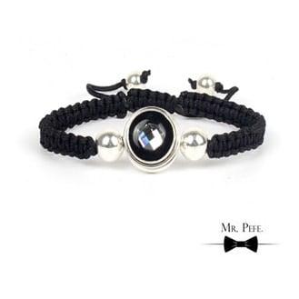 Mr Pefe Luxury Parel Cats Eye Armband