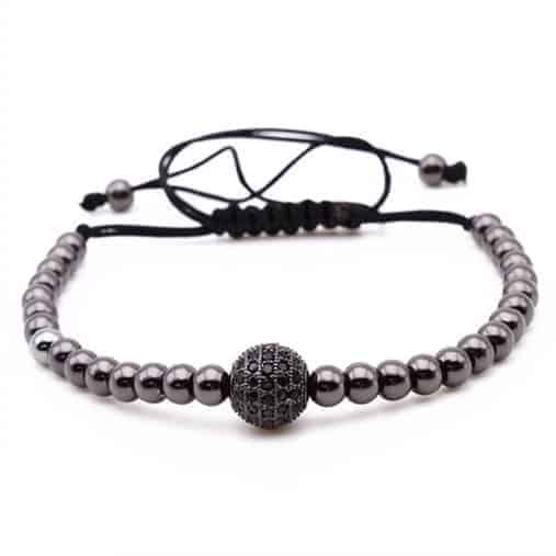 Mr. Pefe Armband Luxury Anil Bracelet Metalkleurig