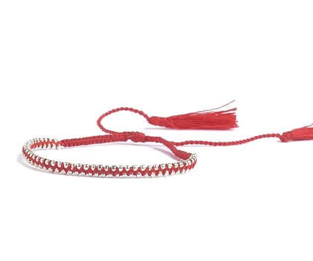 Vriendschap armband - Friendship Bracelet 5