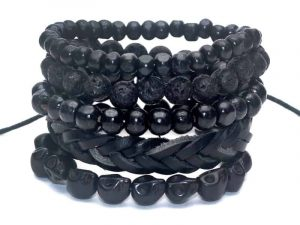 Piti Uomo Armbanden set - Men Bracelet Set Nr1