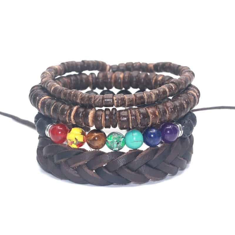 Piti Uomo Armbanden set – Men Bracelet Set Nr3