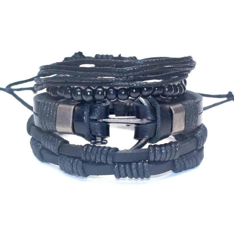 Piti Uomo Armbanden set – Men Bracelet Set Nr4