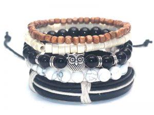 Piti Uomo Armbanden set – Men Bracelet Set Nr5