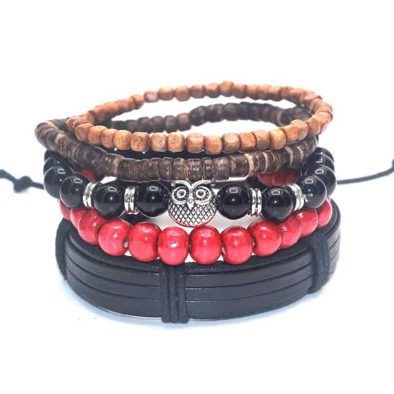 Piti Uomo Armbanden set – Men Bracelet Set Nr7