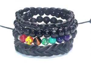 Piti Uomo Armbanden set – Men Bracelet Set Nr8