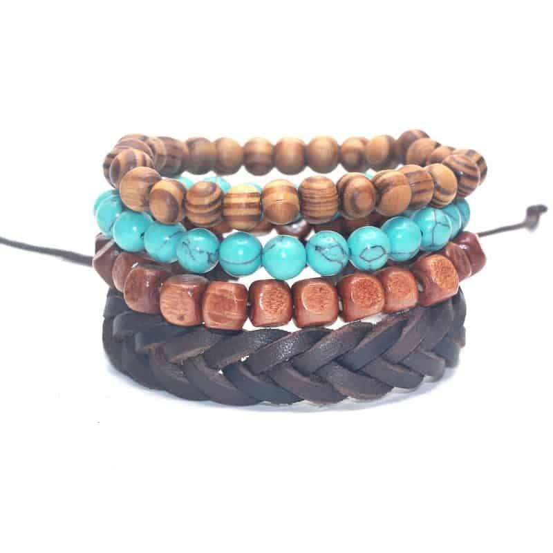 Piti Uomo Armbanden set – Men Bracelet Set Nr9
