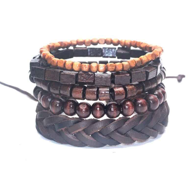 Piti Uomo Armbanden set – Men Bracelet Set Nr10