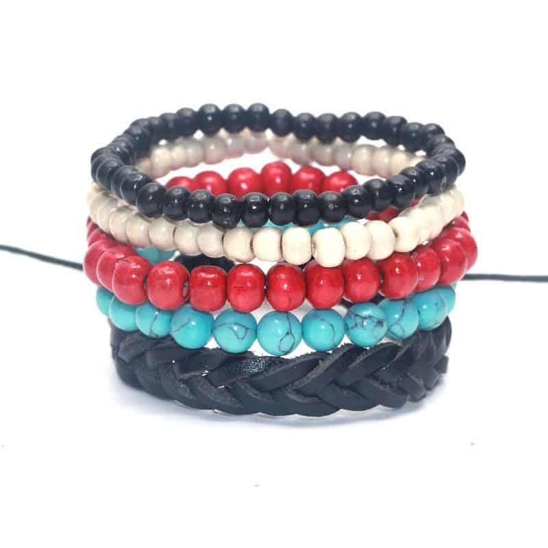 Piti Uomo Armbanden set – Men Bracelet Set Nr11