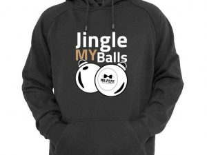 Mr. Pefe Kersttrui - Jingle My Balls