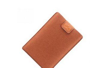 Mr. Pefe Laptop Sleeve Brown – Bruine Laptop sleeve