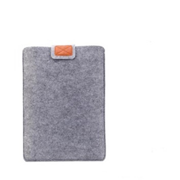 Mr. Pefe Laptop Sleeve Grey - Grijze Laptop sleeve