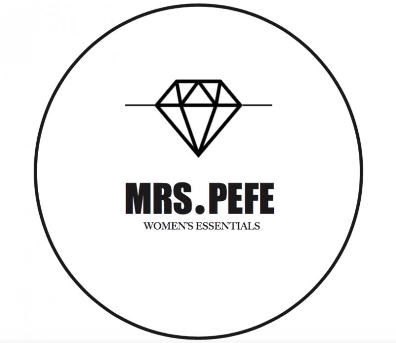 Mrs. Pefe Armband WikkelPin Rosé Goud