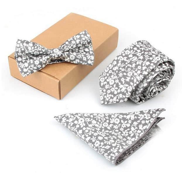 Geschenkdoos - An Ultimate Giftbox Nr1 - White/Grey Design