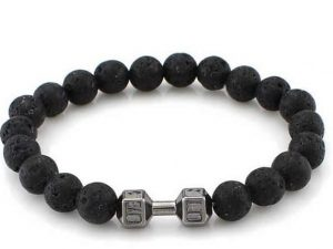 Mr Pefe Tibet Charm Lava Black