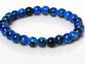 Mr. Pefe Ibiza Kralen Armband Blauw