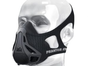Sportmasker Phantom Athletics Zwart