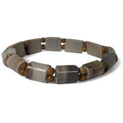 Jaspis mix fantasy armband